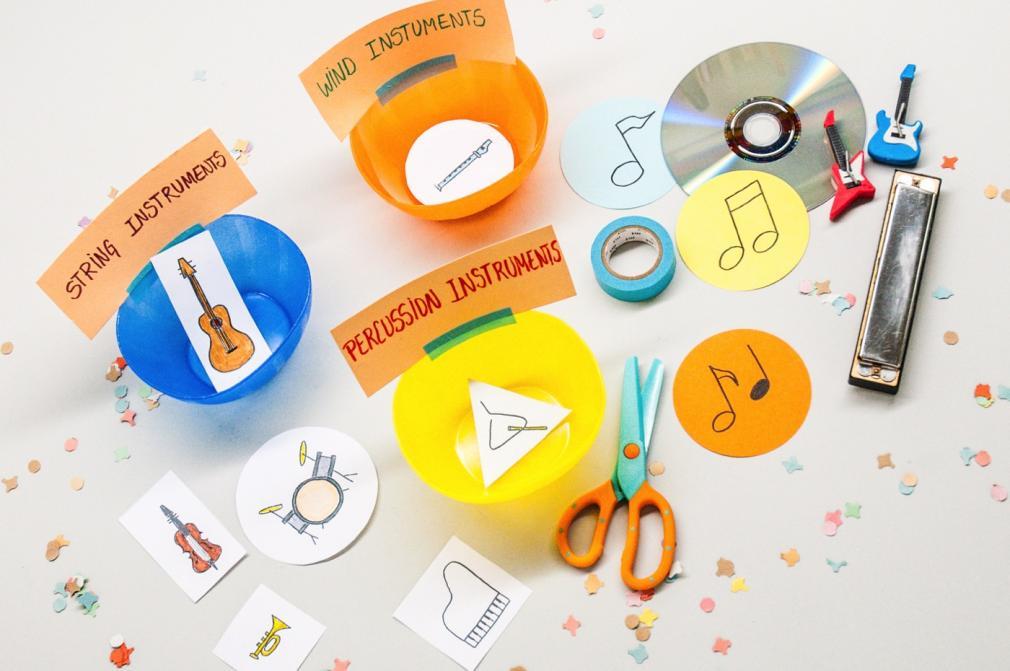 Aprenda a classificar os sons dos instrumentos