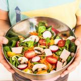 Como Fazer Saladas Mágicas