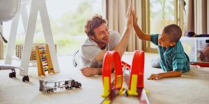 Como brincar com seus filhos