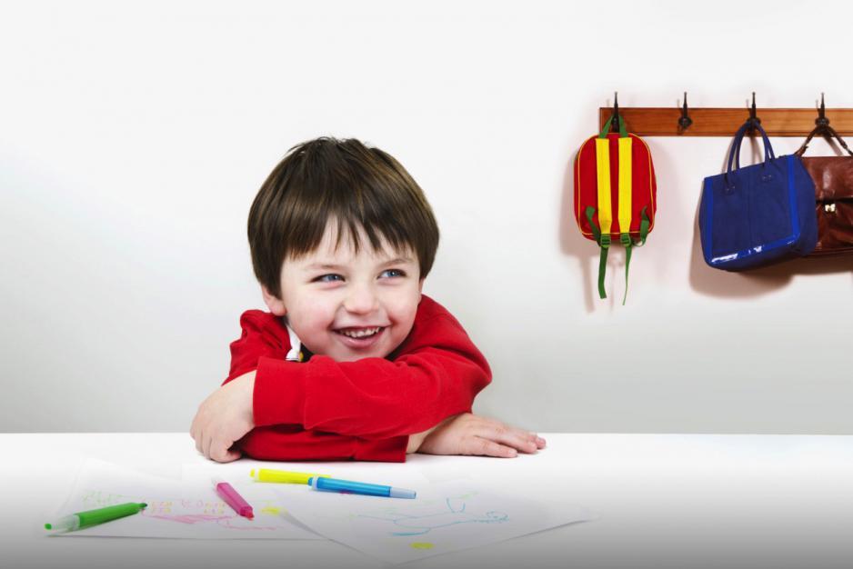 O Primeiro Dia Escolar do seu Filho