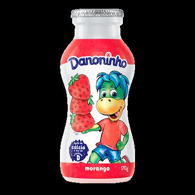 Iogurte Líquido Danoninho Morango 170g