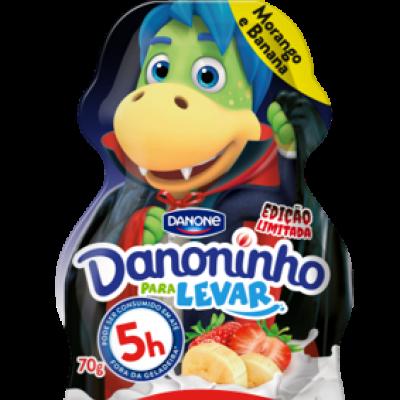 Danoninho Para Levar Morango/Banana