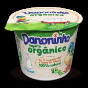 Iogurte Orgânico Danoninho Original 90g