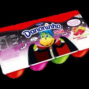 Danoninho Multi 320g Mor/Framb/Uva