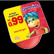 Petit Suisse Danoninho Morango 40g